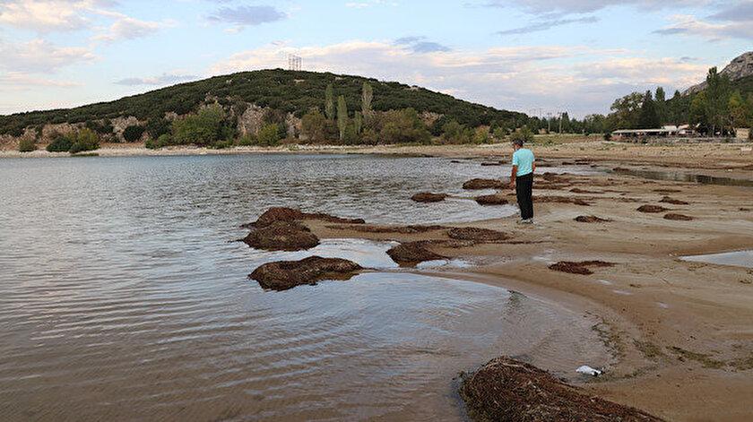 Eğirdir Gölünden alınan numuneler incelendi: Lağım suyu karışmadı