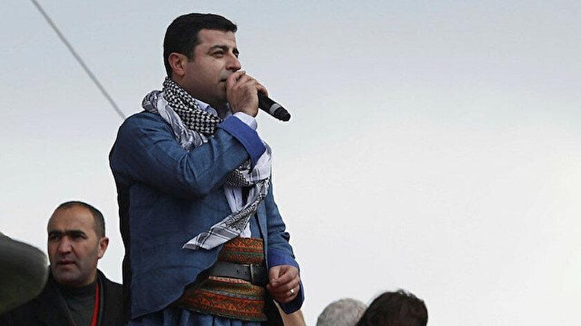 HDPli Demirtaştan Millet İttifakına: HDP'yi ciddiye almayan kaybeder