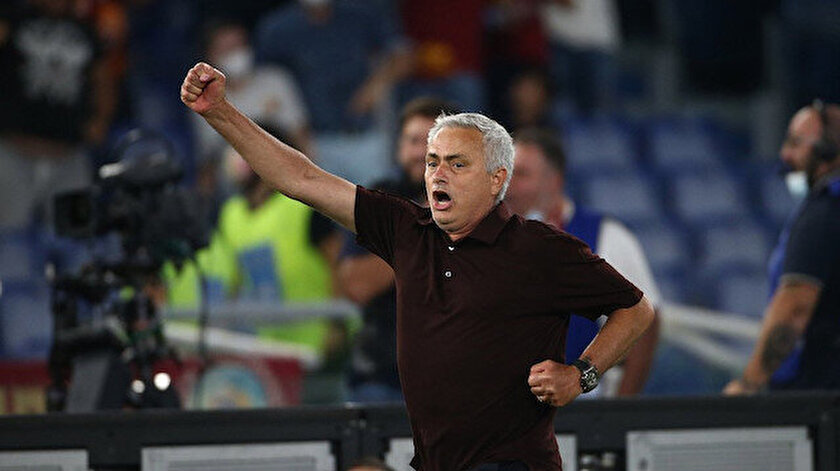 Mourinhoya depar attıran gol