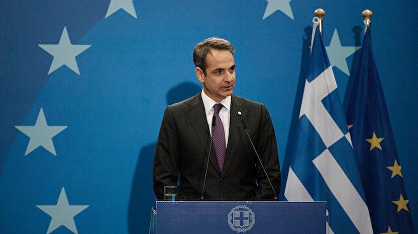 Yunanistan Başbakanı Miçotakis: Türkiye ile çıkarlarımız örtüşüyor