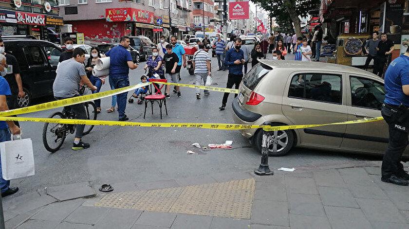 İstanbulda aynı caddede aynı saatte iki kişi öldürüldü - Son dakika haberleri