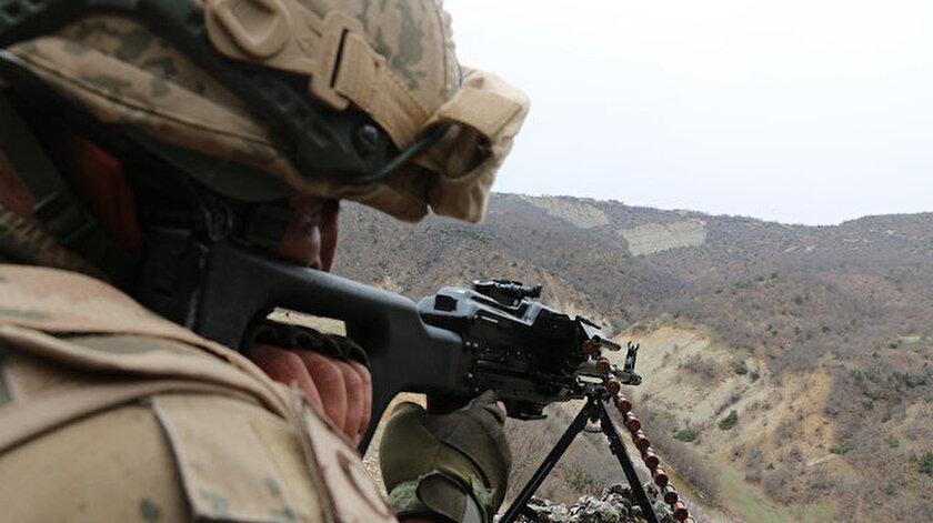 MSB: Irak'ın kuzeyindeki Pençe Şimşek bölgesinde tespit edilen 2 PKK'lı terörist etkisiz hâle getirildi