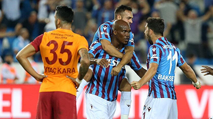 Nwakameden tarihi başlangıç: Bunu başaran ikinci Trabzonsporlu futbolcu oldu