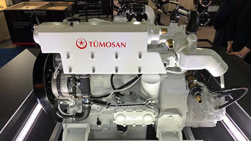 TÜMOSAN motor ailesini genişletiyor: Yerli motorlar deniz araçlarına güç veriyor