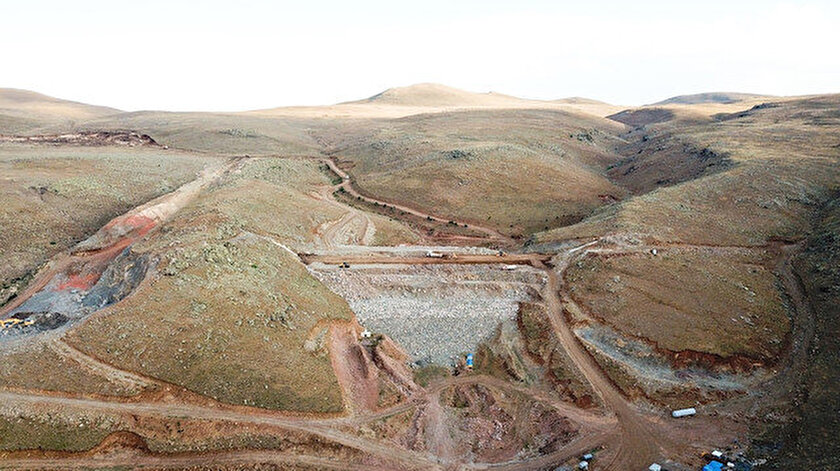 Köşk Barajının yüzde 80i tamamlandı: Ekonomiye yılda bir milyon 62 bin TL katkı sağlayacak