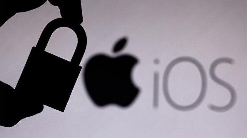 Apple güvenlik açığını kapatmak için harekete geçti: iPhonelara acil güncelleme