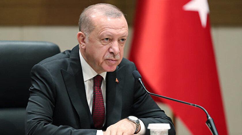 Cumhurbaşkanı Erdoğan, Almanya Cumhurbaşkanı Frank-Walter Steinmeier ile telefonda görüştü