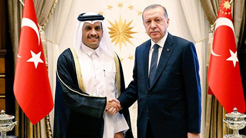 Katar: Kabil Havalimanı için Türkiye ile çalışıyoruz