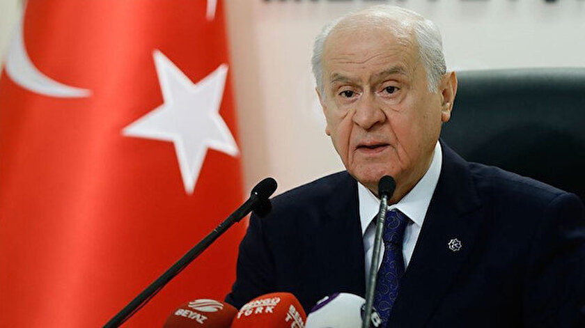 MHP lideri Devlet Bahçeli: Diyaneti tartışmaların içine sürüklemek Türkiye karşıtlarına koz vermektir