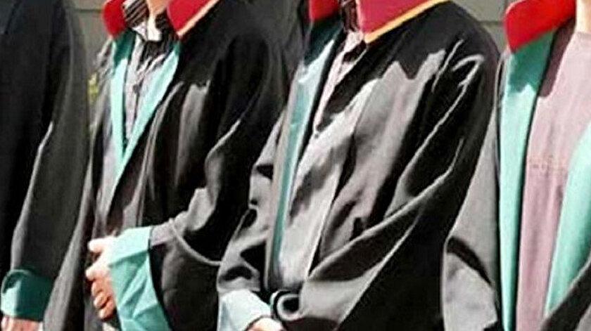 Abdullah Öcalanın avukatları örgüt üyeliği suçlamasıyla hakim karşısında