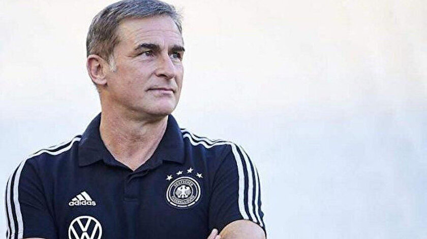 A milli takımın yeni teknik direktörü Stefan Kuntz kimdir? Stefan Kuntz yaşı, kariyeri