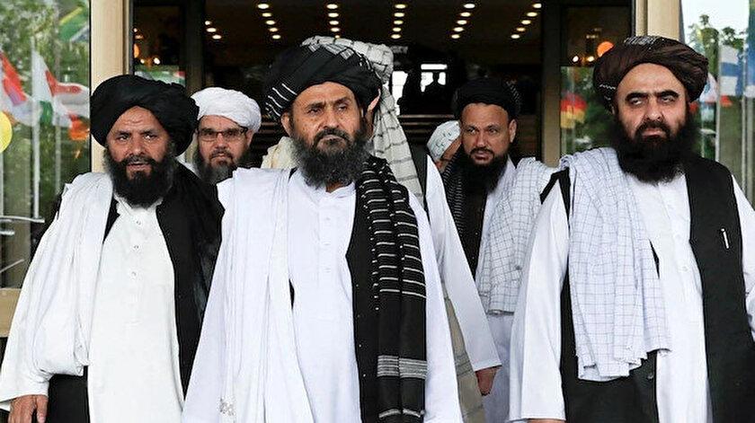 ABden Taliban ile görüşmeye yeşil ışık: Tanımasak da ilişki kurmalıyız