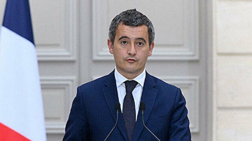 Fransada tecavüzle suçlanan İçişleri Bakanı Gerard Darmanin yargılanmayacak
