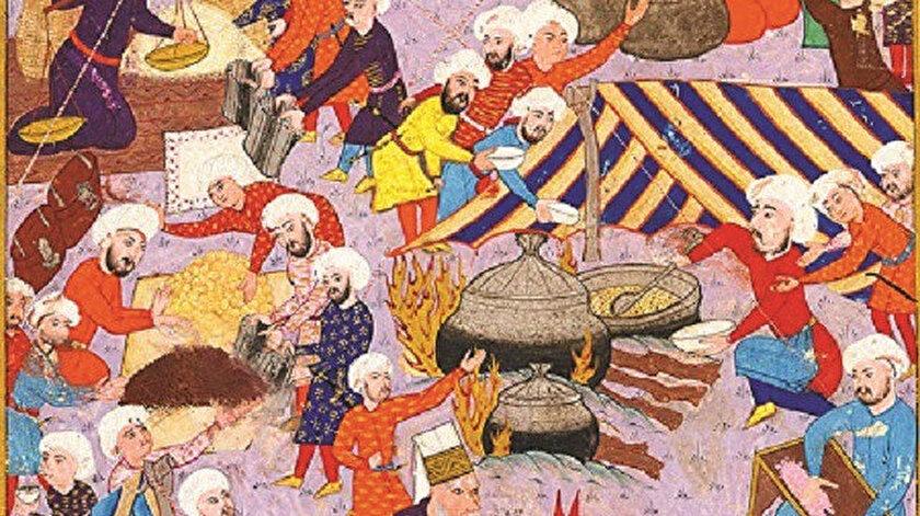 15. yüzyıldan yemek tarifleri