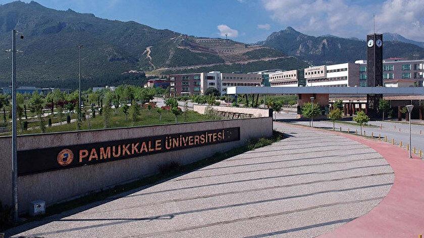 Pamukkale Üniversitesi sözleşmeli sağlık personeli alım ilanı