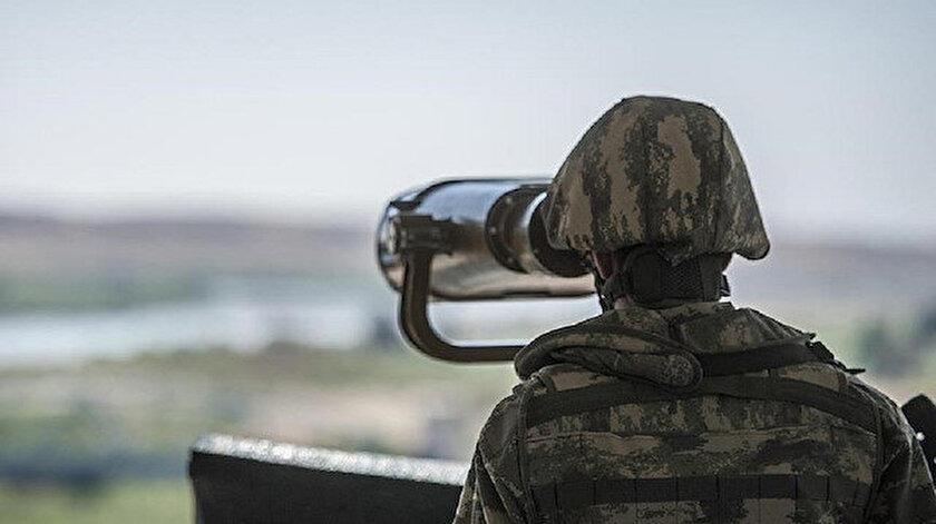 MSB duyurdu: Suriye sınırından Mardin'e girmeye çalışan 6 kişi yakalandı