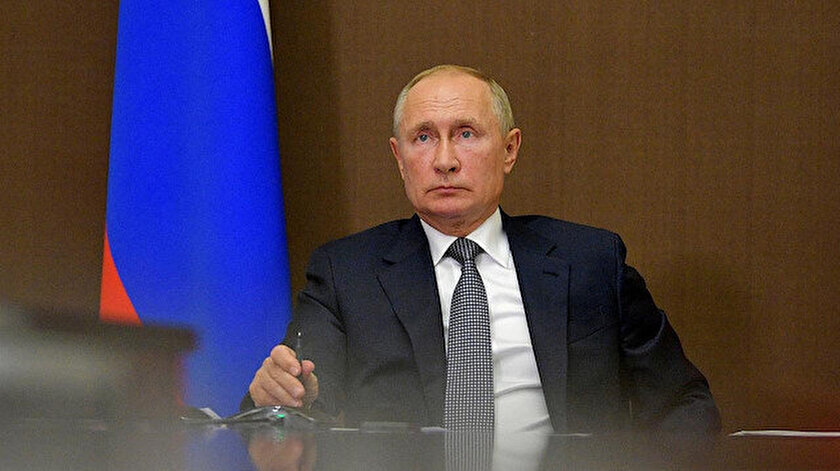 Putin karantina altında
