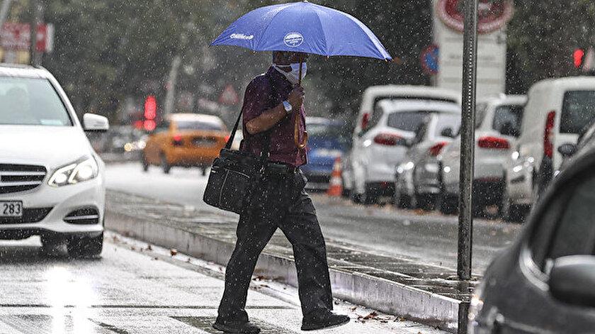 Ankara Valiliğinden kuvvetli yağış uyarısı! Ankara hava durumu
