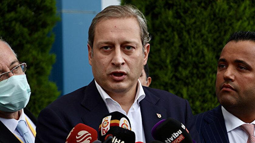 Galatasaray Başkanı Burak Elmas transfer bedellerini tek tek açıkladı