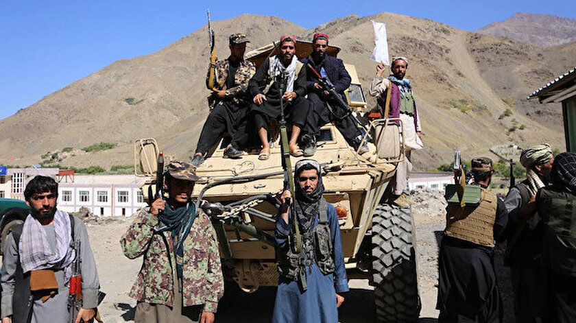 Taliban Afganistanda düzenli ordu kuracak