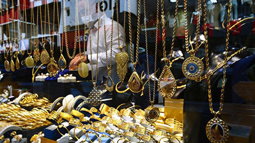 15 Eylül altın fiyatlarında son durum: Bugün gram altın ne kadar çeyrek altın kaç liradan alınıp satılıyor?