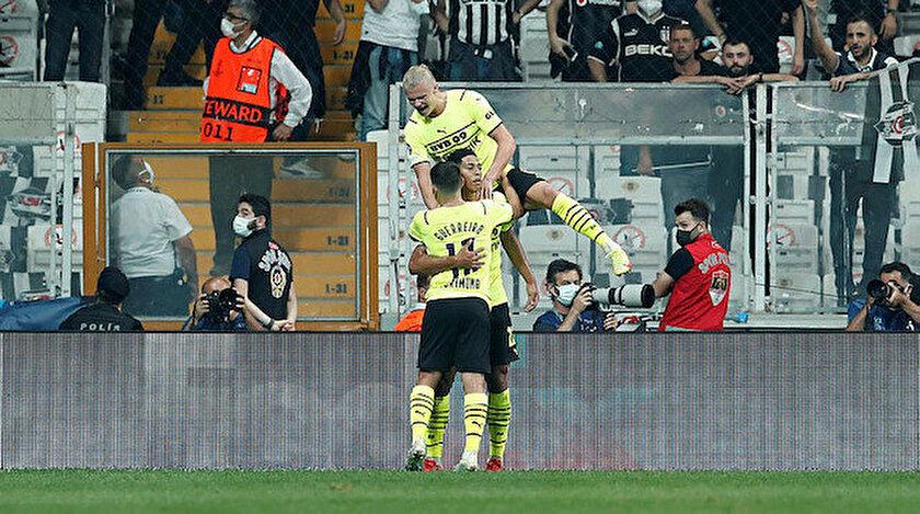 Beşiktaşın yediği gol sonrasında sosyal medyada büyük tartışma