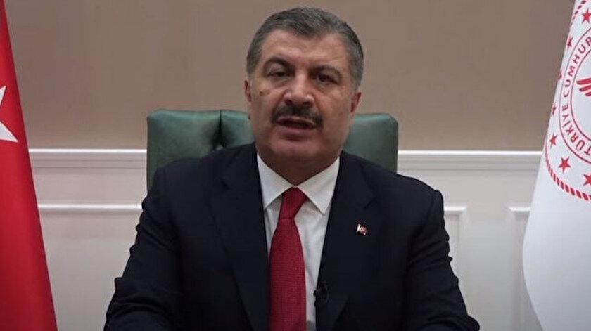 Sağlık Bakanı Koca: Yüz yüze eğitim önceliğimiz