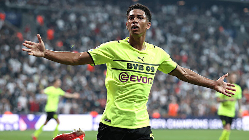 Beşiktaş-Dortmund maç özeti ve golleri izle: Montero Dortmund gol izle