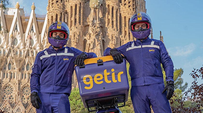 Türk şirketi Getirden İspanya adımı: İki şehirde hizmet vermeye başladı
