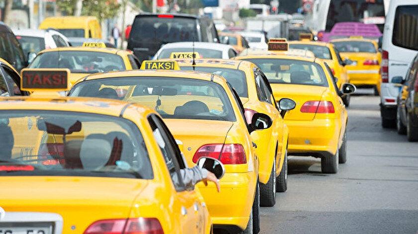 İstanbulda taksilerde yaş sınırı 65'ten 68'e yükseltildi