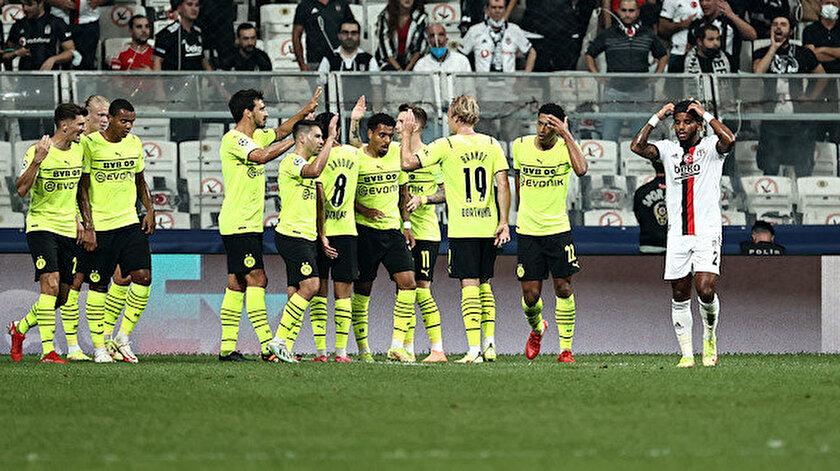 Borussia Dortmundun yıldızından çarpıcı açıklama: Kulaklarımız çınladı