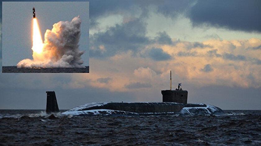 Kore Yarımadasında füze restleşmesi: Güney Kore denizaltıdan füze denemesi yaptı
