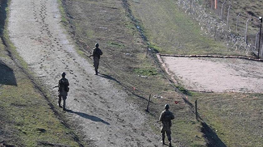 Hudut birlikleri ikisi FETÖcü ikisi DEAŞ üyesi 13 örgüt üyesini yakaladı