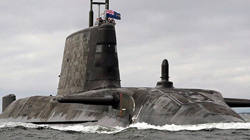 ABD-İngiltere- Avustralya arasındaki güvenlik anlaşması Fransayı kızdırdı: Sırtımızdan bıçaklandık