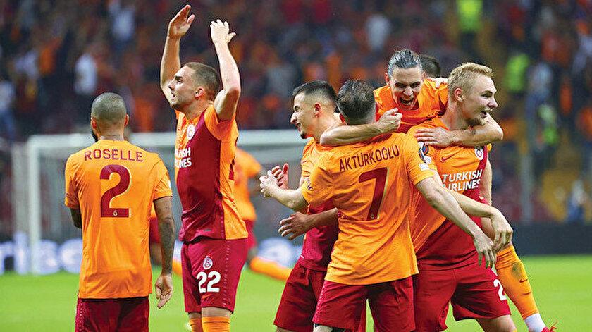 Aslandan güzel başlangıç: Galatasaray Lazioyu devirdi