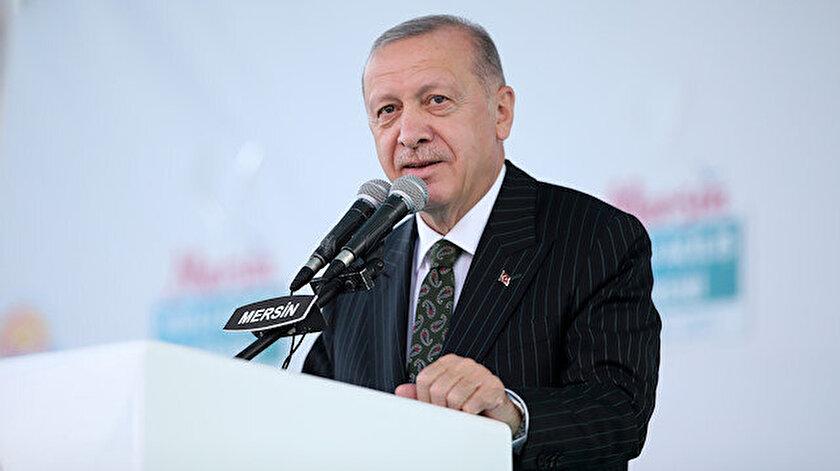 Cumhurbaşkanı Erdoğan: Akkuyu Nükleer Santralinin birinci ünitesi 2023ün Mayısında bitecek