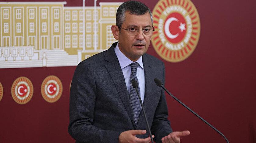 Mersin Valiliğinden CHPli Özgür Özele yalanlama: Tamamen art niyetli bir yaklaşım
