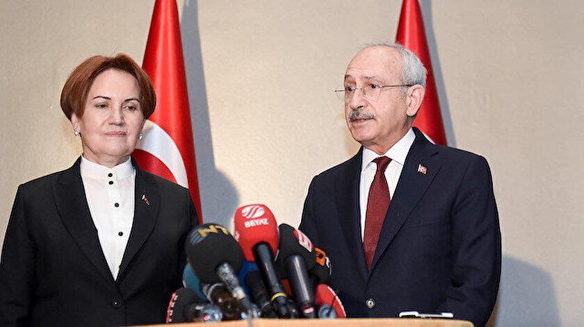 Akşener ve Kılıçdaroğlu ayrı düştü: CHP çok İYİ Parti tek adaydan yana