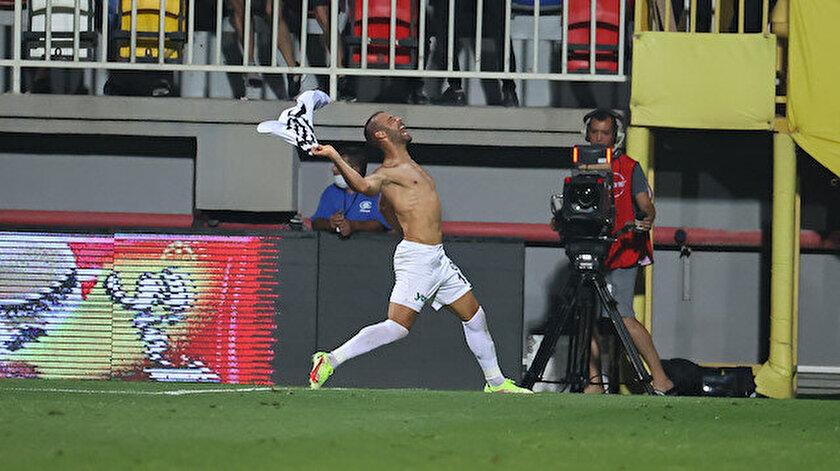 Altay-Göztepe maç özeti ve golleri: Paixao gol izle Göztepe gol izle