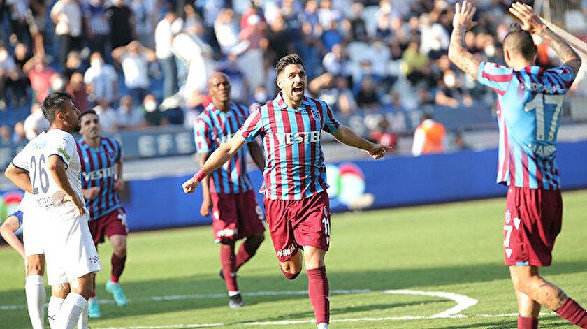 Kasımpaşa Trabzonspor maçı kaç kaç?