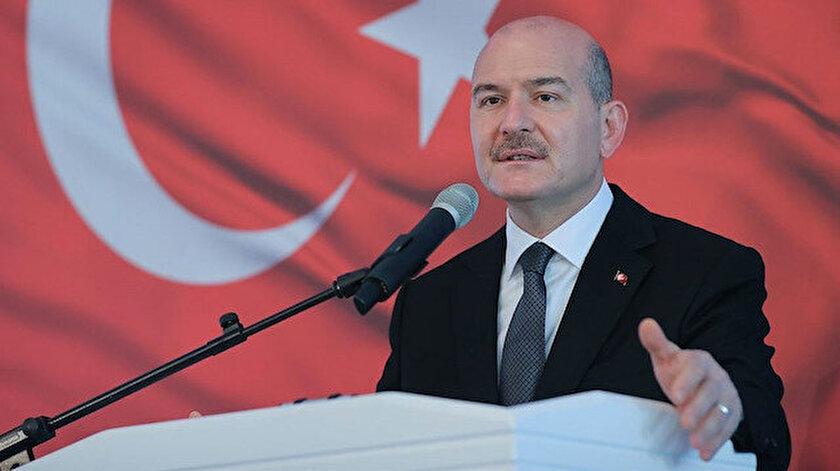 İçişleri Bakanı Süleyman Soylu: Türkiyedeki terörist sayısı ilk kez 200ün altına düştü