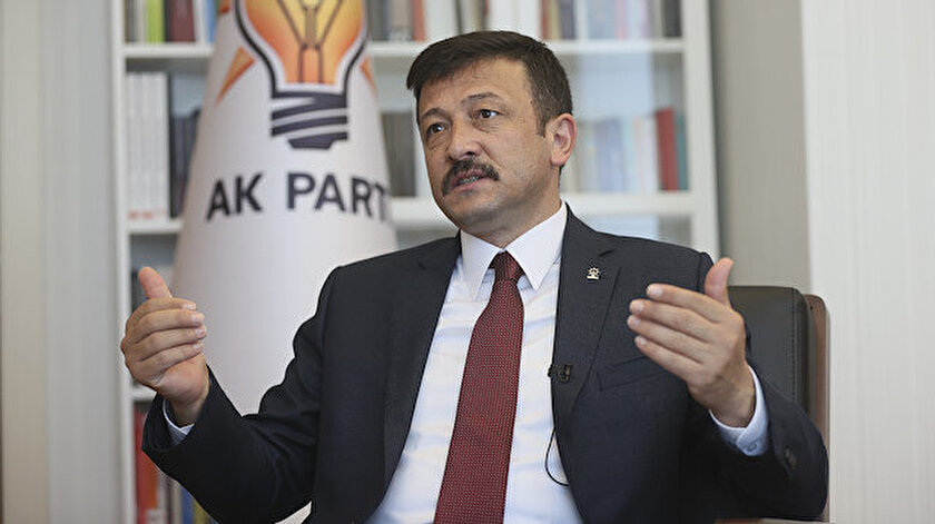 Hamza Dağ AK Partinin masasındaki son anket sonuçlarını açıkladı