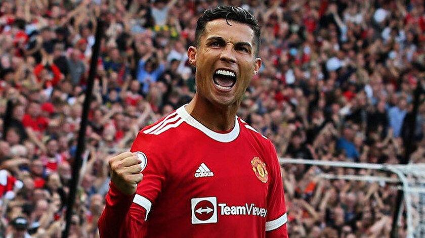 Ronaldonun West Ham Uniteda attığı golü izle