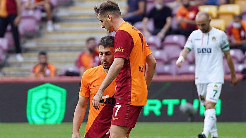Galatasaray-Alanyaspor maç özeti ve golleri izle: Candeias gol izle