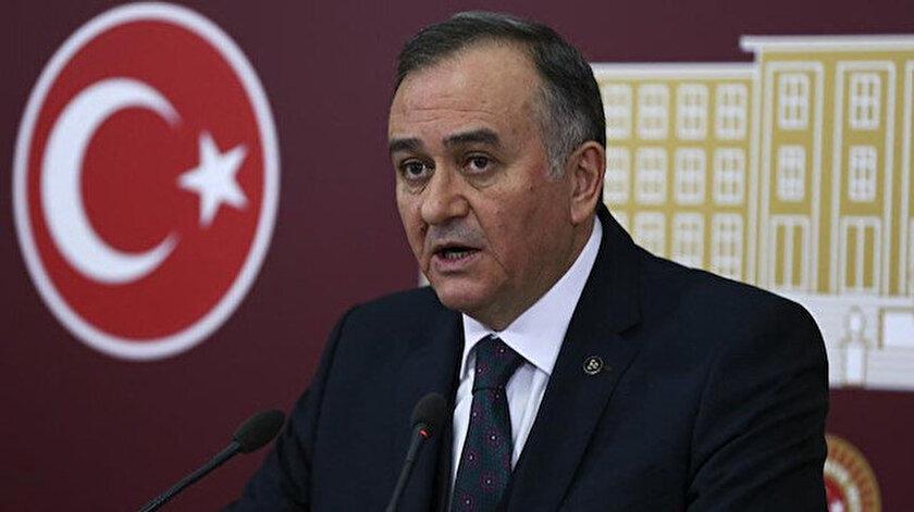 MHPli Akçaydan ağır sözler: PKK destekçisi CHP'li Özgür Özel