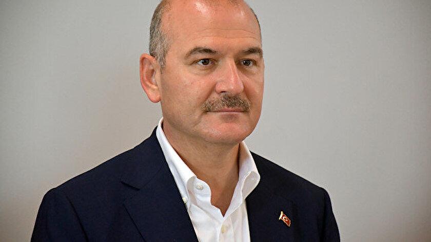 İçişleri Bakanı Süleyman Soylu: Teröristlere nefes aldırmayacağız