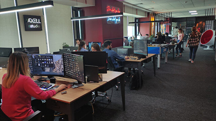Axell Studio Gamehub kurmak için Trakya Teknoparkta yatırım kararı aldı