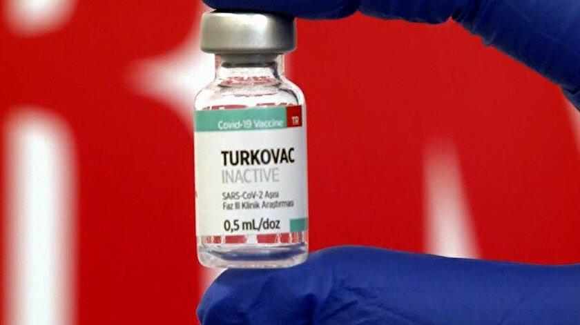 TURKOVAC'ta son dakika gelişmesi: Bin 100 gönüllüye uygulanan aşıda yan etki görülmedi
