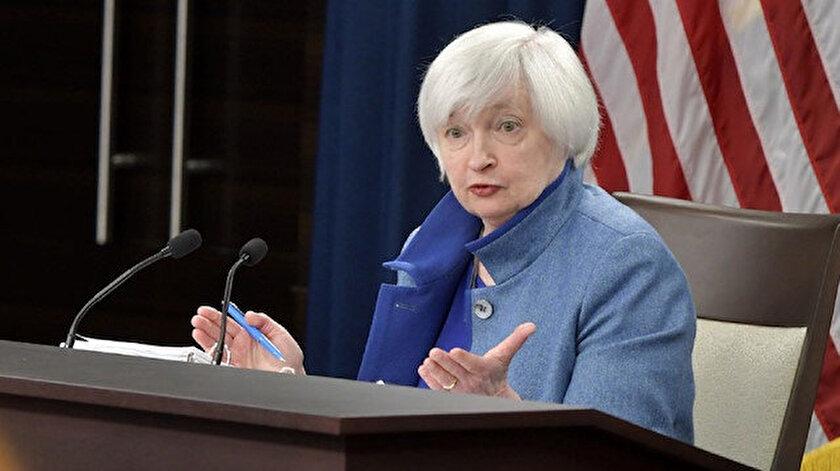 ABD Hazine Bakanı Yellen: Tarihi bir mali kriz ortaya çıkabilir