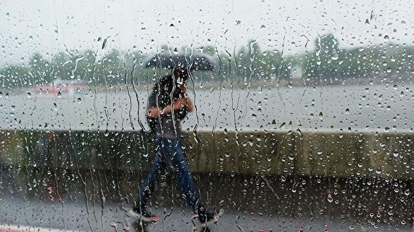 Sıcaklıklar 10 derece düşüyor yağış geliyor: İstanbul, Ankara, İzmir il il 20 Eylül hava durumu